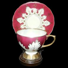 Vintage Royal Sealy China Cup and Saucer Japan