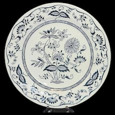 Royal China USA Doorn or Blue Onion Pattern Small Platter