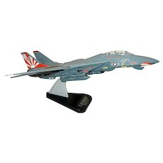 Vintage 1:48 Scale Sundowner F-18 Tomcat Model
