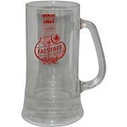 Vintage Falstaff Beer Mug World's Fair 1968 San Antonio Texas Hemisfair