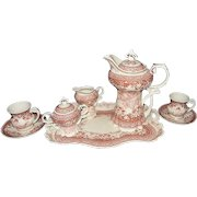 Vintage Porcelain Tea Set