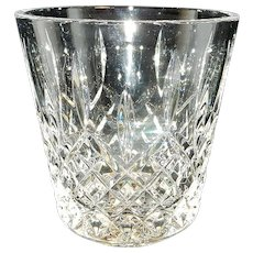 Vintage Waterford Crystal Lismore Pattern Ice Bucket