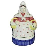 Vintage Haldon Group Grandmother Cookie Jar