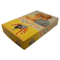 Vintage Mid-Century Cootie Game #200 Schaper copyright 1966