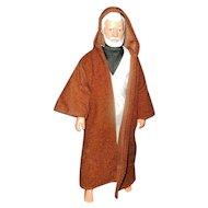 Vintage Obi Wan Kenobi Doll by Kenner 1979