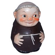 Vintage Mid-Century Goebel Friar Tuck Cookie Jar