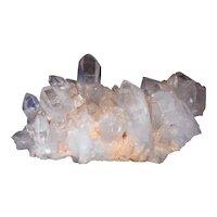 Large Natural Quartz Crystal Mineral Sample
