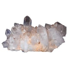 Large Natural Quartz Crystal Mineral Sample