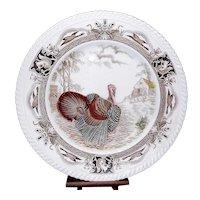 Vintage Johnson Brothers Barnyard King Dinner Plate