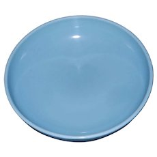 """Vintage Russel Wright Casual Blue by IROQUOIS 8 """" Vegetable Bowl"""