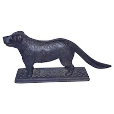 Antique Victorian Cast Iron Dog Tray Nutcracker – Harper Supply Co.