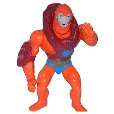 Vintage Beast Man MOTU (Masters of the Universe) Figurine 1981