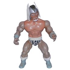 Vintage 1982 Remco Lost World of the Warlord WARLORD Action Figure