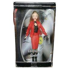 Vintage Ferrari Collectible Barbie Doll 2000