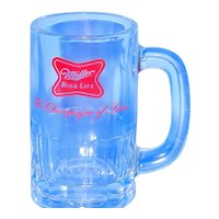 Vintage Thick Miller High Life Beer Mug