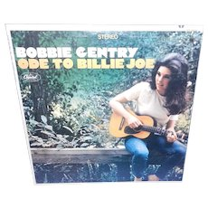 Bobby Gentry Ode to Billie Joe ST2830 LP Record Original Pressing 1968