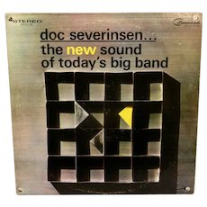 Vintage Doc Severinsen The New Sound of Today's Big Band 1967 Command Records Stereo RS 917 SD