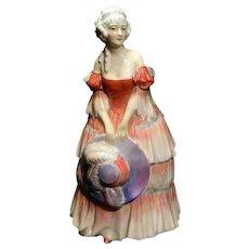 "Vintage Royal Doulton English Porcelain Figurine ""Veronica"" 773349"
