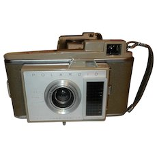 Vintage Polaroid Model J33 Electric Eye Land Camera