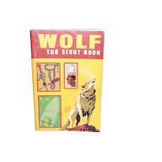 Wolf Cub Scout Book (Paperback) 1974