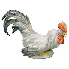 Vintage Rosenthal porcelain Rooster figure #2
