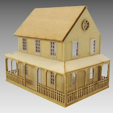 Artisan 1:12 scale dollhouse miniature-dollhouse for a Nursery or playroom