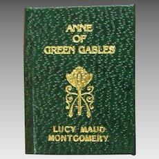 Barbara Raheb miniature dollhouse book Anne of Green Gables 1:12 scale