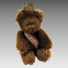 Vintage Schuco Berlin bear teddy bear