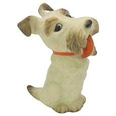 1930's Rosenthal porcelain Scottish Terrier dog #2 Max Daniel Hermann Fritz