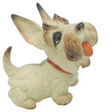 1930's Rosenthal porcelain Scottish Terrier dog #3 by Max Daniel Hermann Fritz