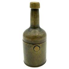 Victorian traveling novelty inkwell Johann Hoff Berlin beer bottle