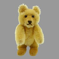 Vintage Steiff blonde Teddy Baby teddy bear in gorgeous condition