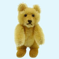 Vintage Steiff blonde Teddy Baby teddy bear in gorgeous condition