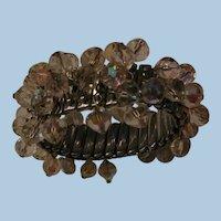 Gorgeous vintage Japan Crystal Expansion Bracelet