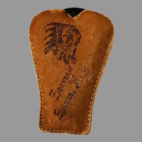New York Indian souvenir Milady Shoehorn Seneca Indian Reservation