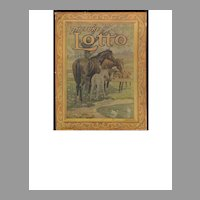 """Vintage Children's game """"Picture Lotto"""" - USA 19th Century Beautiful"""