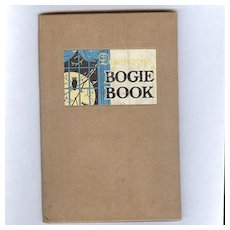 9th Annual Edition Dennison Bogie Book 1921