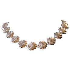 Vintage Marino Shell Necklace