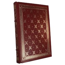Thomas Paine Selected Writings Leather Bound Franklin Library Book