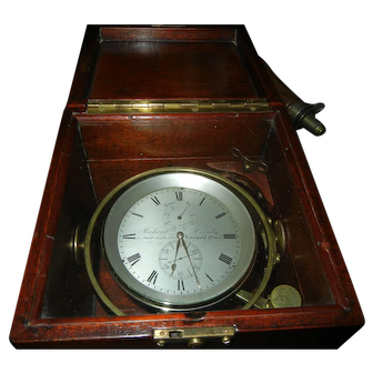 Ships Chronometer by Richard Hornby