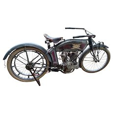 1912 Excelsior Motorcycle