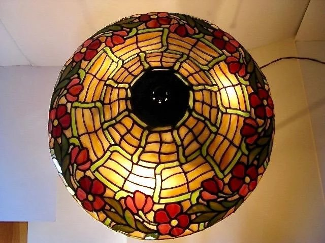 Duffner And Kimberly 20 Quot Lamp Shade Just South Of Nowhere Ruby Lane