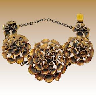 Pentti Sarpaneva Bronze Bracelet Finland