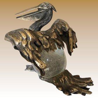 Gabriella Crespi Pelican Sculpture