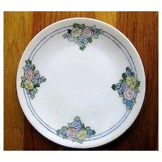 Hand Painted Porcelain Dessert/Bread Plates -Thomas- Bavaria