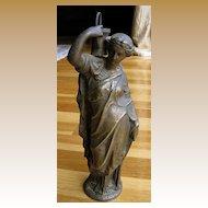 Statue of Greco-Roman Woman