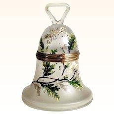 Lovely Bell Shaped Glass Casket
