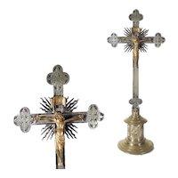 Old Altar Cross Church Inventory