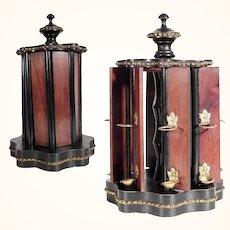 19th Century French Cigar Carousel Napoleon Era