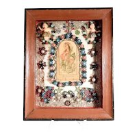 Convent Work Saint Catherine of Alexandria Show Case